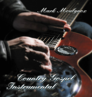 Front Cover Country Gospel Instrumental CD