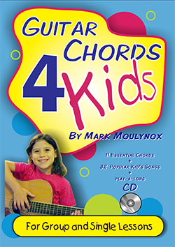 Guitar Chords 4 Kids Cover
